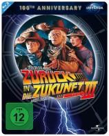 Zurück in die Zukunft III - 100th Anniversary Limited Steelbook Edition (Blu-ray)