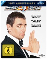 Johnny English - 100th Anniversary Limited Steelbook Edition (Blu-ray)