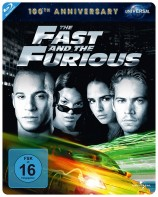 The Fast And The Furious - 100th Anniversary Limited Steelbook Edition (Blu-ray)