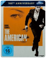 The American - 100th Anniversary Limited Steelbook Edition (Blu-ray)