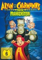 Alvin und die Chipmunks treffen Frankenstein (DVD)