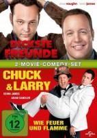 Dickste Freunde & Chuck & Larry - Wie Feuer und Flamme - 2 Movie-Comedy-Set (DVD)
