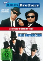 Blues Brothers & Blues Brothers 2000 - 2-Movie Comedy-Set (DVD)