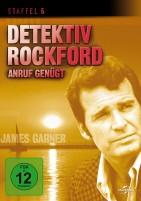 Detektiv Rockford - Anruf genügt - Season 6 / Amaray (DVD)