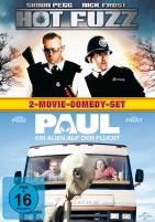 Hot Fuzz - Zwei abgewichste Profis & Paul - Ein Alien auf der Flucht - 2-Movie-Comedy-Set (DVD)