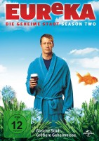 Eureka - Staffel 2 / Amaray (DVD)