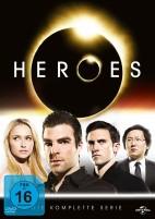 Heroes - Die komplette Serie / 2. Auflage (DVD)