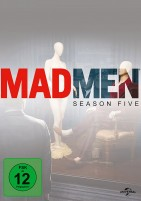 Mad Men - Season 5 (DVD)