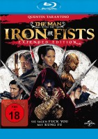 The Man with the Iron Fists - Extended Edition (Blu-ray)