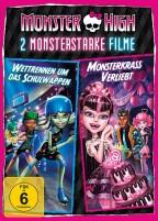 Monster High - Monsterkrass verliebt & Wettrennen um das Schulwappen (DVD)