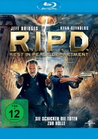 R.I.P.D. - Rest in Peace Department (Blu-ray)