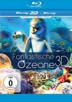 Fantastische Ozeane 3D - Blu-ray 3D + 2D (Blu-ray)