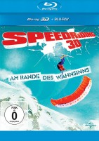 Speedriding 3D - Am Rande des Wahnsinns - Blu-ray 3D + 2D (Blu-ray)