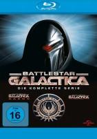 Battlestar Galactica - Die komplette Serie (Blu-ray)