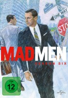 Mad Men - Season 6 (DVD)