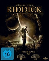 Riddick Collection (Blu-ray)