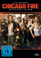 Chicago Fire - Staffel 01 (DVD)