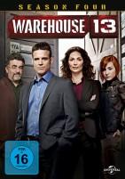 Warehouse 13 - Season 4 (DVD)