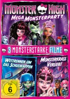 Monster High - 3 monsterstarke Filme (DVD)
