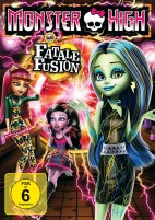Monster High - Fatale Fusion (DVD)
