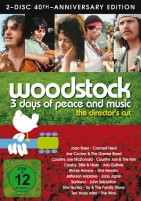 Woodstock - The Director's Cut / 40th-Anniversary Edition (DVD)