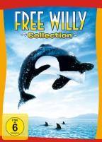 Free Willy 1-4 - Box-Set (DVD)