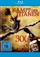 300 & Kampf der Titanen (Blu-ray)