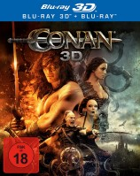 Conan 3D - Blu-ray 3D + 2D (Blu-ray)