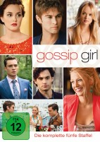 Gossip Girl - Staffel 5 (DVD)