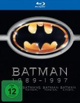 Batman 1989-1997 (Blu-ray)