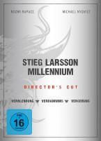 Stieg Larsson Millennium Trilogie - Director's Cut / 2. Auflage (DVD)