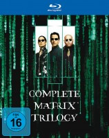 The Complete Matrix Trilogy - Neuauflage (Blu-ray)