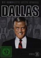 Dallas - Season 14 / 2. Auflage (DVD)