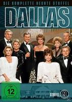 Dallas - Season 09 / 2. Auflage (DVD)