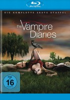 The Vampire Diaries - Staffel 1 / 2. Auflage (Blu-ray)