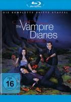 The Vampire Diaries - Staffel 3 / 2. Auflage (Blu-ray)