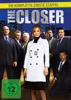 The Closer - Staffel 2 / 2. Auflage (DVD)
