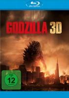Godzilla 3D - Blu-ray 3D (Blu-ray)