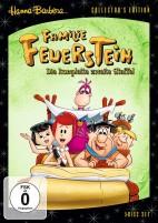 Familie Feuerstein - Staffel 02 / Collector's Edition (DVD)