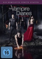 The Vampire Diaries - Staffel 5 (DVD)