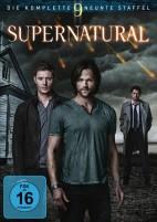 Supernatural - Season 09 (DVD)
