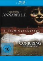 Conjuring - Die Heimsuchung & Annabelle - 2-Film Collection (Blu-ray)