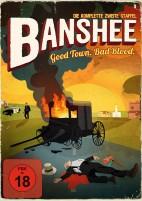 Banshee - Good Town. Bad Blood. - Staffel 02 (DVD)