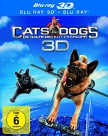 Cats & Dogs - Die Rache der Kitty Kahlohr - Blu-ray 3D (Blu-ray)