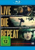 Edge of Tomorrow - Live Die Repeat - Blu-ray 3D / 2. Auflage (Blu-ray)
