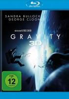 Gravity 3D - Blu-ray 3D (Blu-ray)