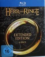Der Herr der Ringe - Extended Editions Trilogie (Blu-ray)