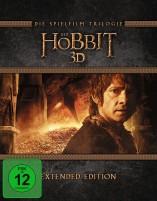 Der Hobbit - Die Spielfilm Trilogie / Extended Edition / Blu-ray 3D + 2D (Blu-ray)
