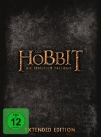 Der Hobbit - Die Spielfilm Trilogie / Extended Edition (DVD)