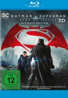 Batman v Superman: Dawn of Justice - Blu-ray 3D + 2D / Ultimate Edition (Blu-ray)